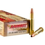 20 Rounds of 30-30 Win Ammo by Barnes - 150gr TSX