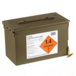 900 Rounds of 5.56x45 Ammo by Australian Defense Industries in Ammo Can - 62gr FMJ F1