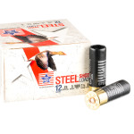 "250 Rounds of 12ga Ammo by Stars & Stripes - 3"" 1 1/8 ounce #3 Steel Shot"