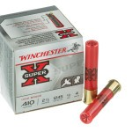 25 Rounds of .410 Ammo by Winchester -  #4 shot