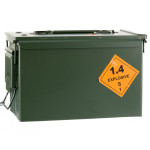 800 Rounds of 5.56x45 Ammo by OMPC in Ammo Can - 62gr FMJ SS109