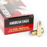 50 Rounds of .44 Mag Ammo by Federal - 240gr JHP