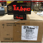 1000 Rounds of .223 Rem Ammo by Tula - 62gr HP