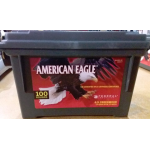 100 Rounds of 6.5 Creedmoor Ammo by Federal American Eagle in Ammo Can - 120gr OTM