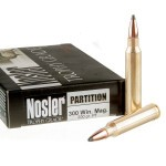 20 Rounds of .300 Win Mag Ammo by Nosler Trophy Grade Ammunition - 200gr SP