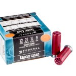 "250 Rounds of 12ga Ammo by Federal Top Gun - 2-3/4"" 1 1/8 ounce #9 shot"