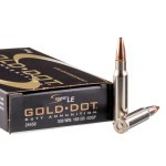 308 Win - 168 gr Gold Dot - Federal Speer - 20 Rounds