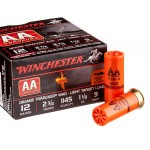 "25 Rounds of 12ga Ammo by Winchester TrAAcker Orange - 2-3/4"" 1-1/8 ounce #9 shot"