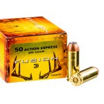 20 Rounds of .50 AE Ammo by Federal Fusion - 300 gr SP
