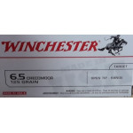 40 Rounds of 6.5 mm Creedmoor Ammo by Winchester - 125gr Open Tip - Range