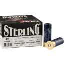 250 Rounds of 12ga Ammo by Sterling TRAP Competition - 7/8 ounce #8 shot