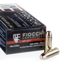 500 Rounds of .45 Long-Colt Ammo by Fiocchi - 255gr CMJ
