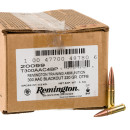 200 Rounds of .300 AAC Blackout Ammo by Remington UMC - 220gr OTFB